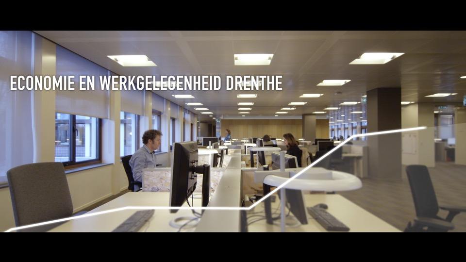 Presentatiefilm Lezing Zorgeconomie Drenthe