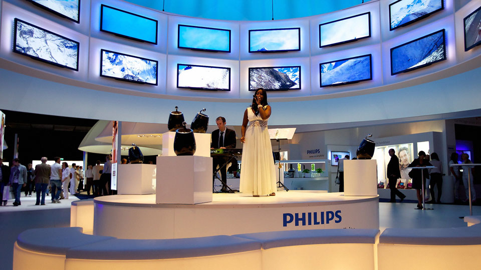 PHILIPS IFA eyecatcher